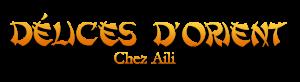 DELICES D'ORIENT (CHEZ AILI)